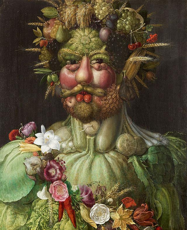 Expo. La verdura dell'Arcimboldo? Quella sì che mi piace!