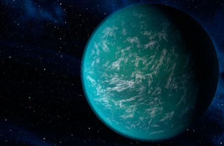 Scoperto un pianeta che può ospitare la vita