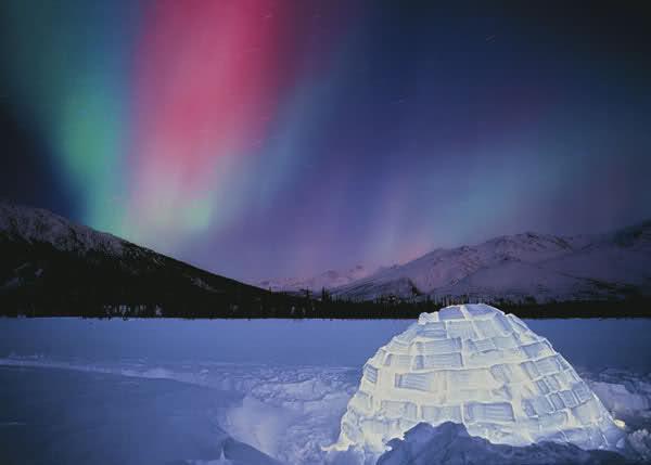 Il Sole fa scintille, al Nord Aurore boreali